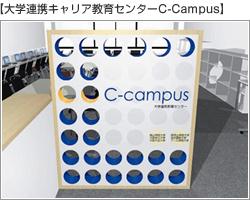 【大学連携キャリア教育センターC-Campus】