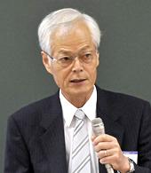 明石 吉三(代表校 桃山学院大学 学長)